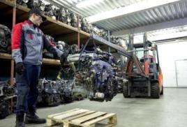 Преимущества контрактных двигателей
