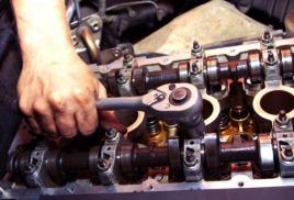 Ремонт или замена двигателя